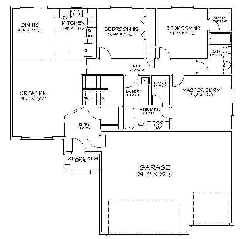 Poplar Main Floor