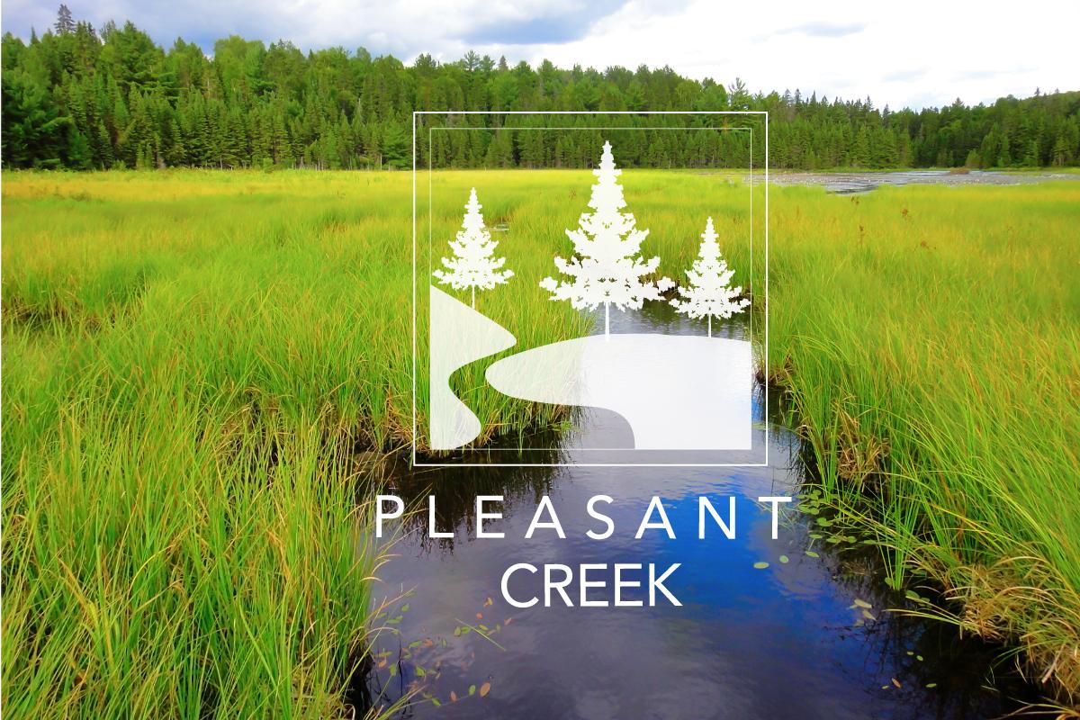 Pleasant Creek Stock Image Rev01