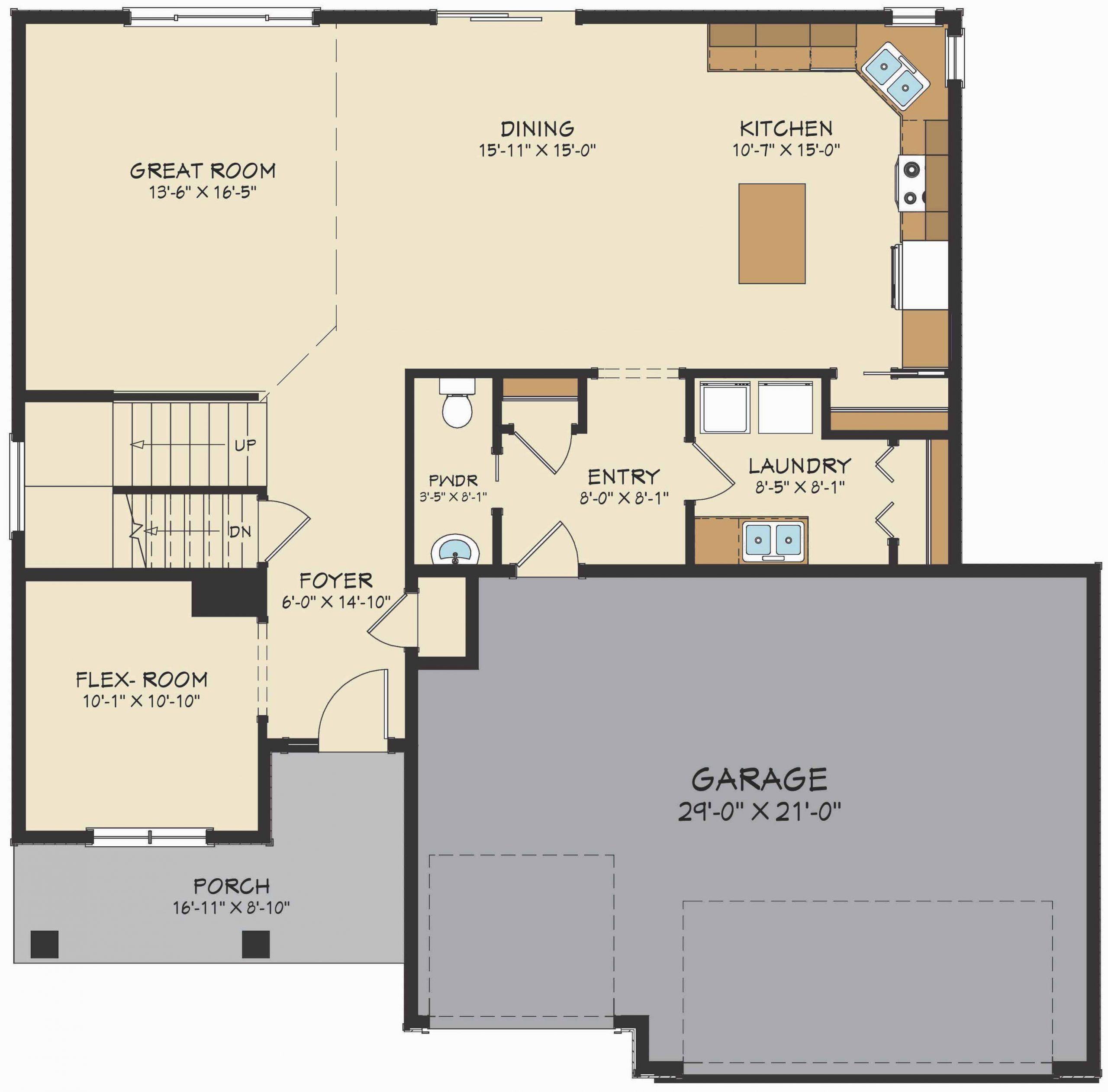 Avalon Main Floor